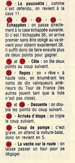 Miroir du cyclisme 1983 for Miroir du ciclisme