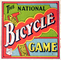 NATIONAL BICYCLE GAME