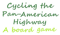CYCLING THE PAN-AMERICAN HIGHWAY