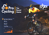 PRO CYCLING THE BOARD GAME
