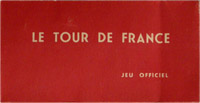 LE TOUR DE FRANCE, JEU OFFICIEL